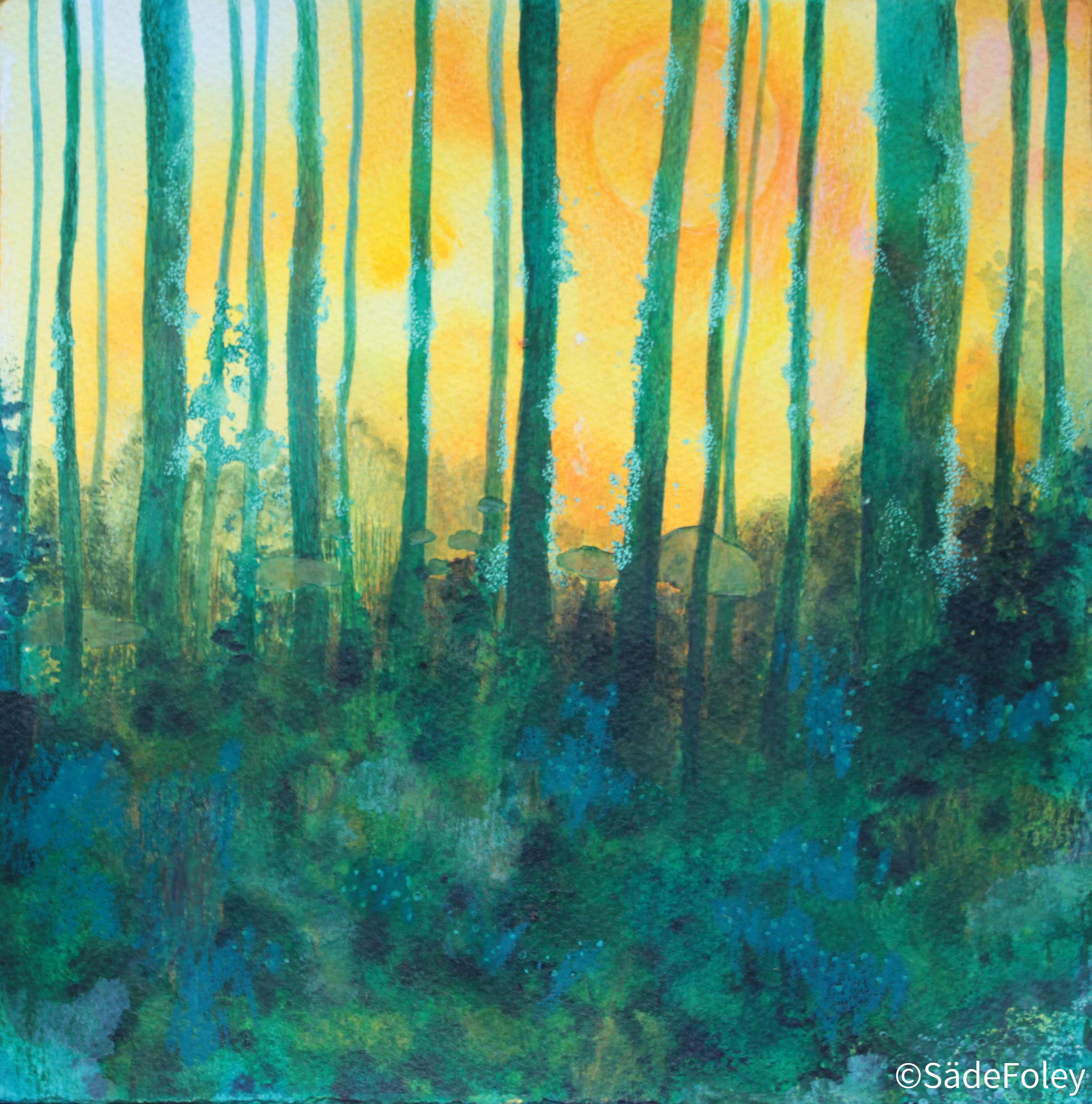 glowingforest